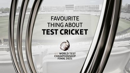 Stars reveal their favourite things about Test cricket | WTC21 Final | Ind v NZ