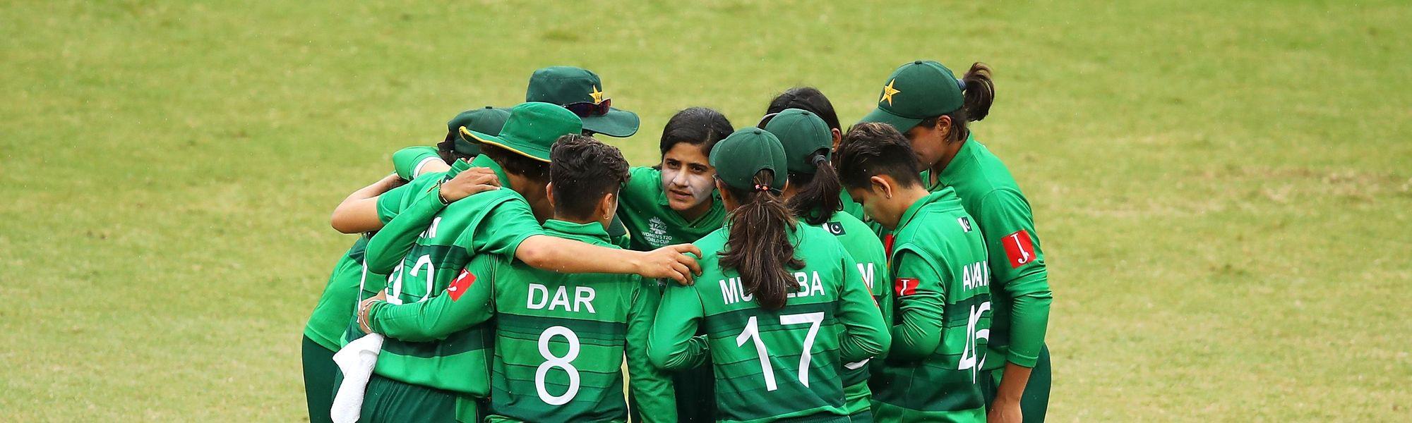 Pakistan Women's Team tour West Indies