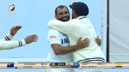 Booking.com Best Wickets | WTC21 Final | Ind v NZ
