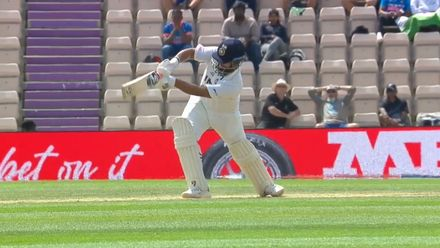 Pant's beautiful on-drive | WTC21 Final | Ind v NZ