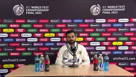 Virat Kohli press conference | WTC21 Final