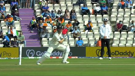Williamson punches through covers | WTC21 Final | Ind v NZ