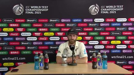 Kane Williamson press conference | WTC21 Final