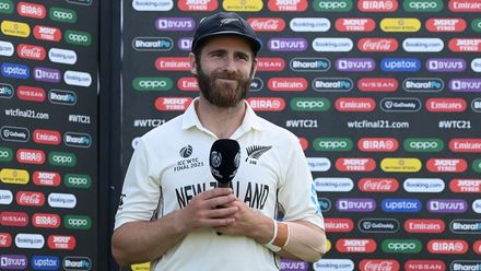 'A very special feeling': Williamson savours New Zealand's victory | WTC21 Final | Ind v NZ