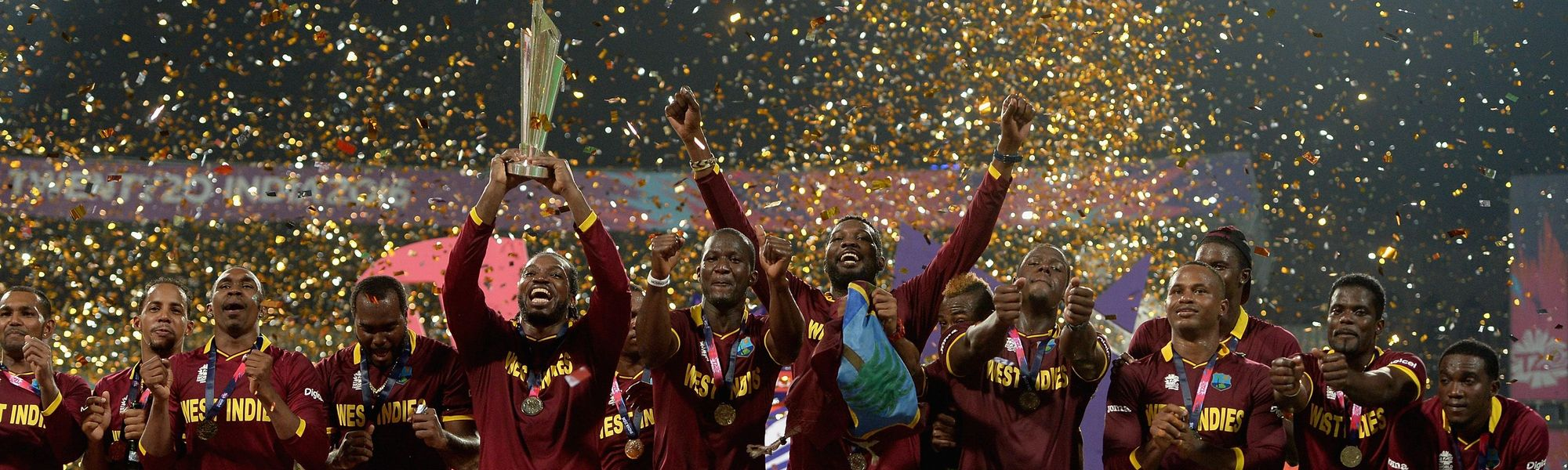 West Indies T20 World Cup 2016