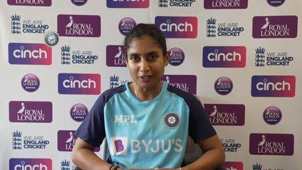 Mithali Raj reflects on her 22-year journey in international cricket