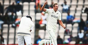 All seven of Kyle Jamieson's WTC21 Final wickets