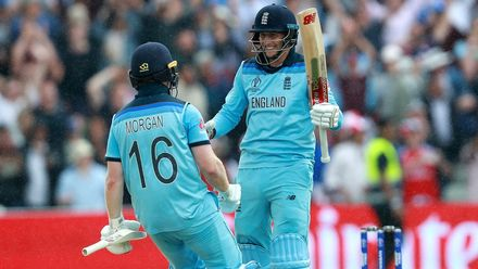England storm into the CWC19 Final