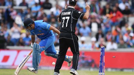 New Zealand stun India in the CWC19 semi-finals
