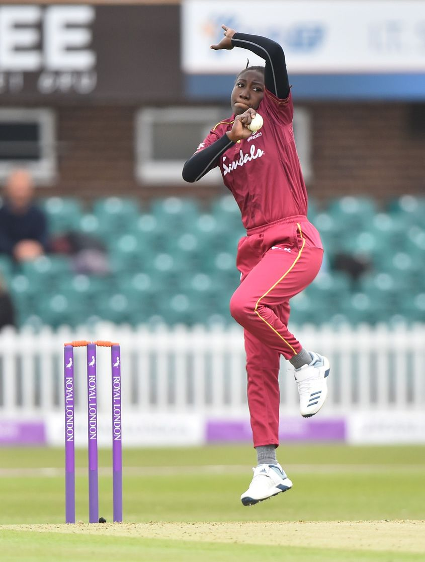 Stafanie Taylor is now the No.1 Batter and All-rounder in Women's One Day Internationals.