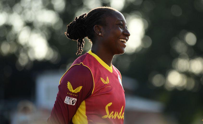 Stafanie Taylor, West Indies