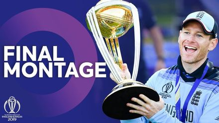 CWC19 Final - Epic Montage