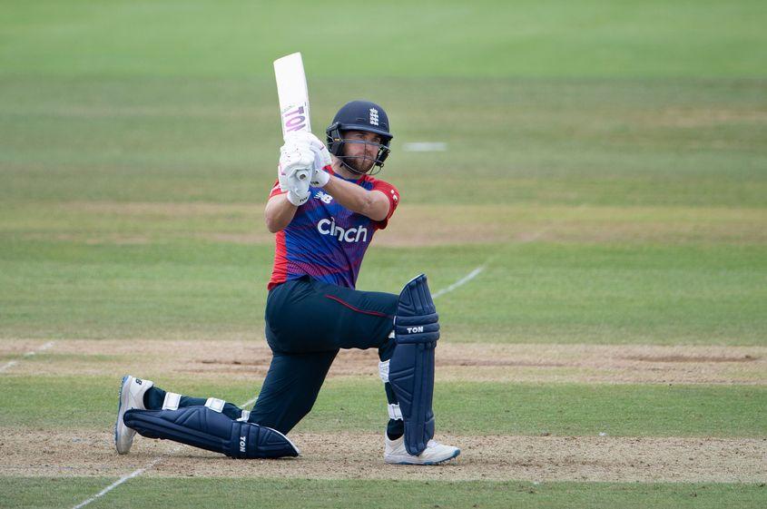 Dawid Malan is the No.1 T20I men's batter.