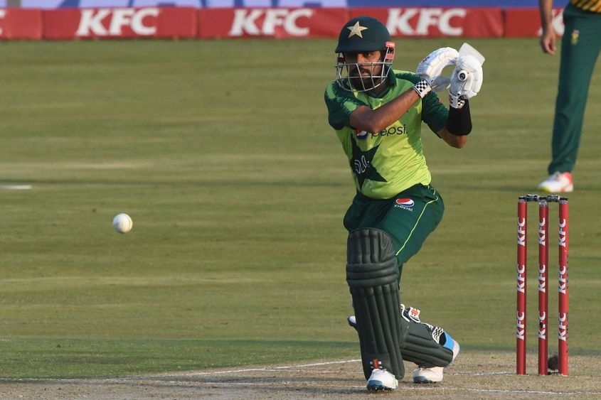 Babar Azam is at ease in the T20I arena.