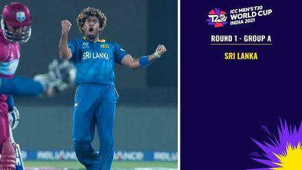 ICC Men's World Cup 2021 Round 1 Groups