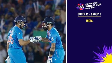 T20 World Cup 2021 Super 12 Groups