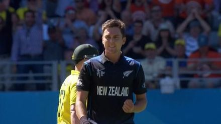 CWC15 | Boult takes five wickets in three overs