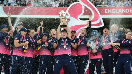 On This Day Highlights: England's stunning World Cup win