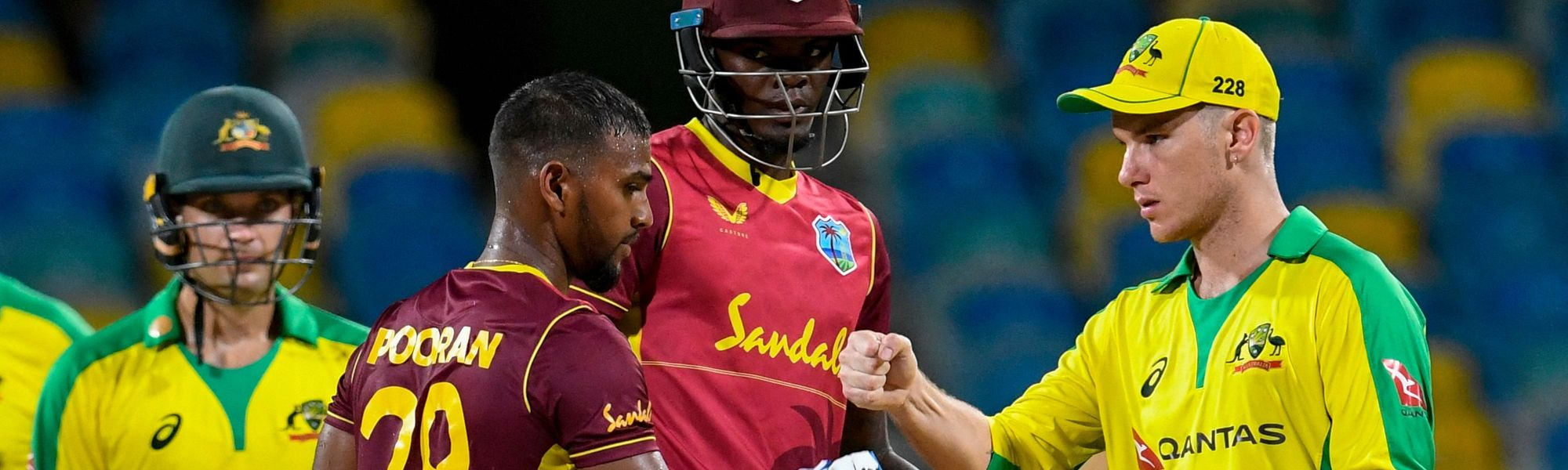 West Indies vs Australia will go to a series decider