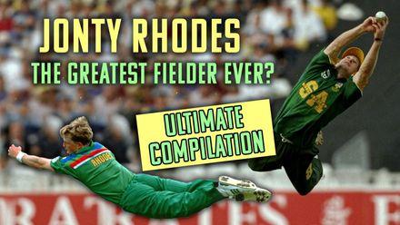 Jonty Rhodes' moments of genius on the field