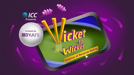 Science of Reverse Swing Bowling | Byju's
