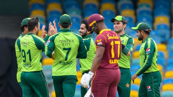 Hasan and Pollard delight before rain spoils T20I