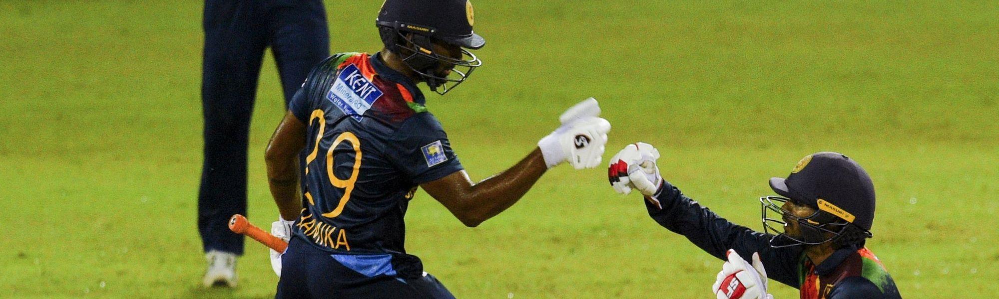 Sri Lanka second T20I