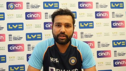 Rohit Sharma: 'Balls which are in your area, you've got to put them away