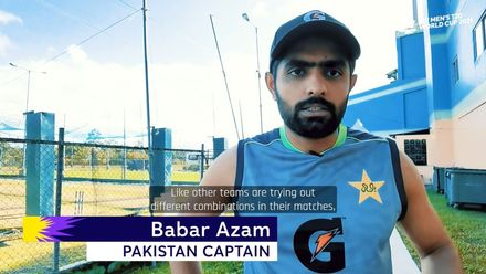 T20WC: Babar 'honoured' to lead Pakistan