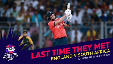 Last time they met – ENG v SA: A record T20WC chase