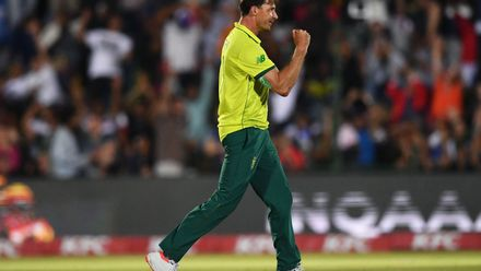 Despite being in and out of the team due to injuries, Dale Steyn is South Africa's leading wicket-taker in the shortest format with 64 scalps.