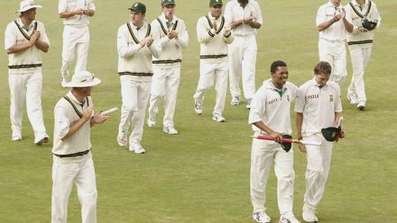 In pictures: Dale Steyn's remarkable journey to greatness