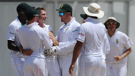 Steyn completed 200 Test Wickets a further two years down the line, in 2010, against West Indies
