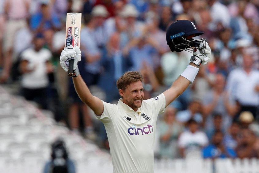 Joe Root has shone against India