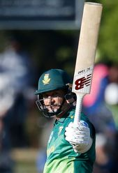 In 2018, Steyn smashed his first and only ODI half-century which came against Zimbabwe.