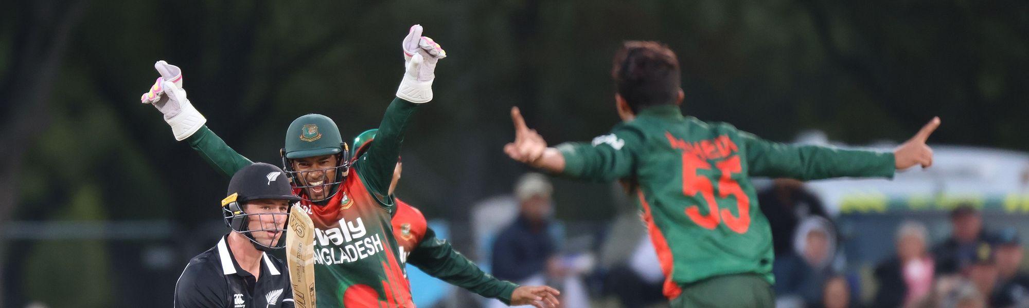 Bangladesh NZ