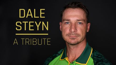 The very best of Proteas legend Dale Steyn at ICC events