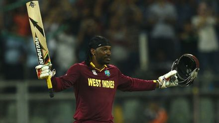 Throwback: Gayle smashes fastest century in ICC Men's T20 World Cups