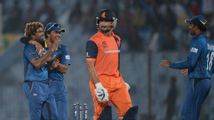 Throwback: Netherlands record lowest T20WC total, against Sri Lanka