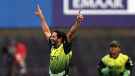 Throwback: Best of Shahid Afridi, Player of the Tournament in ICC Men's T20 World Cup 2007