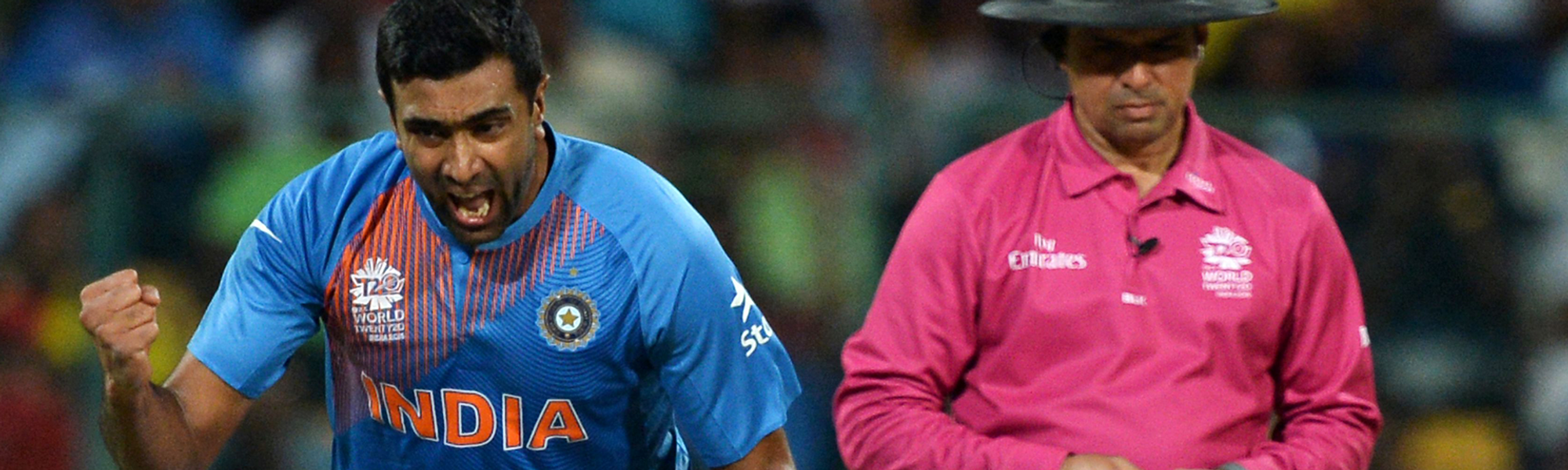 Ashwin has been named in India's T20WC squad