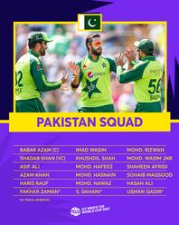 Pakistan – ICC Men's T20 World Cup 2021