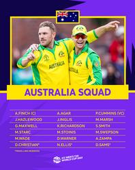 Australia – ICC Men's T20 World Cup 2021