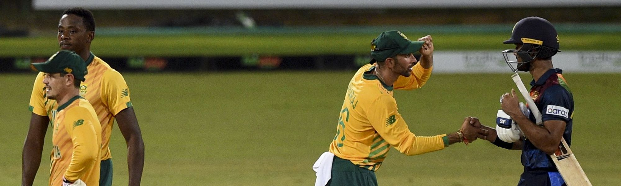 Sri Lanka vs South Africa, 2nd T20I