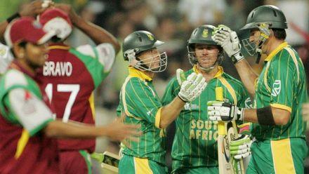 Throwback: SA v WI Match 1 Highlights | 2007 T20 World Cup