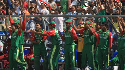 Throwback: WI v BAN Match 5 Highlights   2007 T20 World Cup