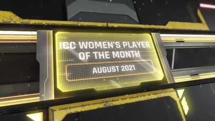 ICC Women's Player of the Month, August 2021: Eimear Richardson