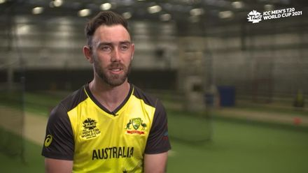 Maxwell breaks down Australia's T20WC chances
