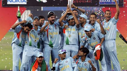 ICC Men's T20 World Cup – Past Winners