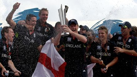 Postpe Greatest Moments: England lift first ICC trophy in 2010